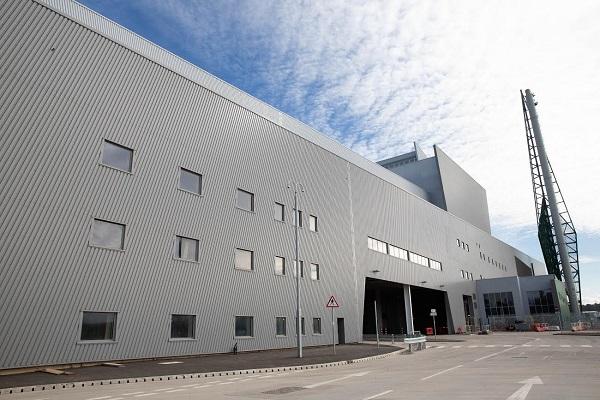 The Avonmouth EfW plant