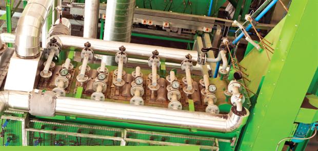 A complete BHSL heat exchange system, image copyright BHSL
