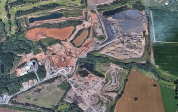 The location of the plant, image google.co.uk