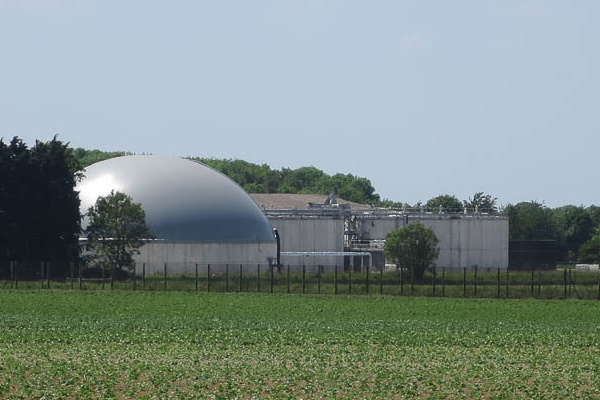 The new scheme will promote the development of biomethane plants. Photograph: Hugh Venables / Geograph