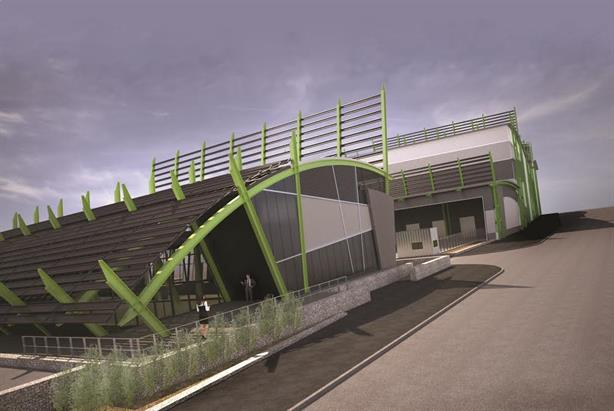 The Energy Works (Hull) EfW plant is backed by the CfD scheme
