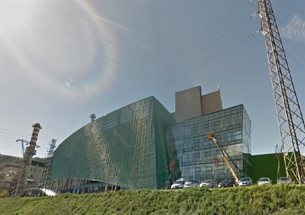 Eco-Center's Bolzano energy-from-waste Image Google