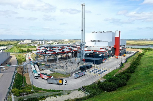 The Kent-based Kemsley EfW plant