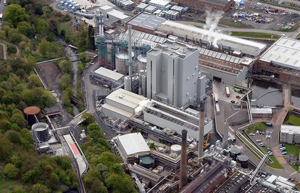 The Markinch plant