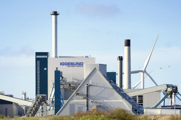 Iggesund Workington Mill