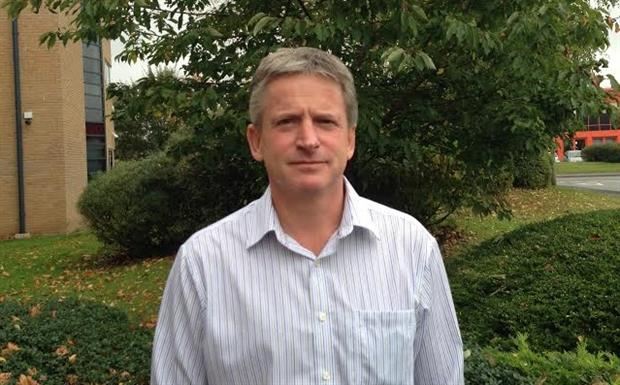 Calor Gas head of strategy and corporate affairs Paul Blacklock