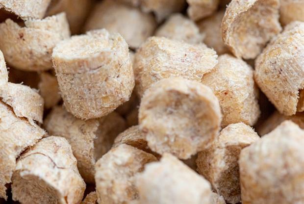"""Wood pellets"" by wuestenigel is licensed under CC BY 2.0"