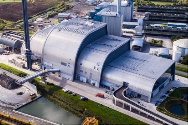 Suez's Severnside EfW plant in the UK
