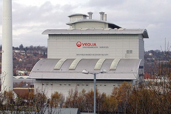 The EfW plant
