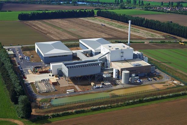 The Snetterton plant