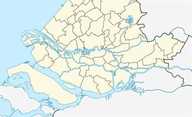 The South Holland delta