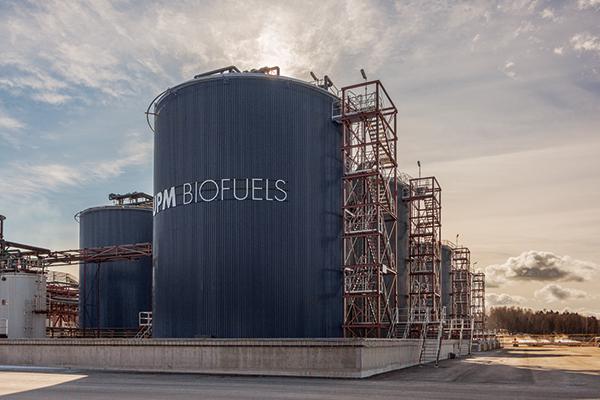 "RSB membership ""a step forward for UPM Biofuels"". Photograph: UPM/Sami Kulju"