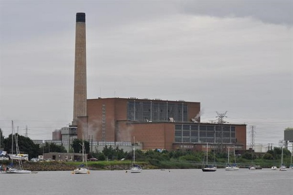 The power station, could it now return to coal firing?