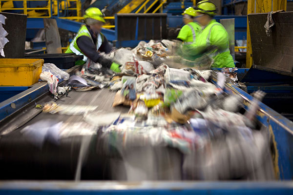 Warning that Brexit could increase waste going to landfill. Photo: hroephoto/123RF