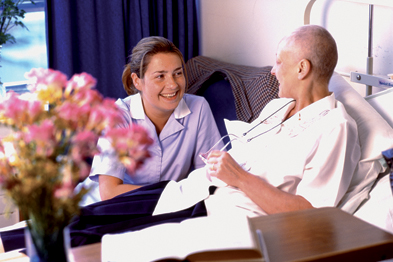 In palliative care, rehabilitation focuses on quality of life