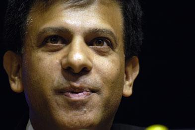 Dr Chand Nagpaul: victory