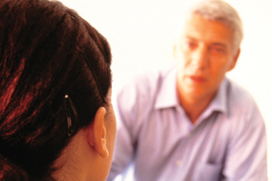 To consult effectively a GP must be aware of a patient's attitudes (Photograph: SPL)