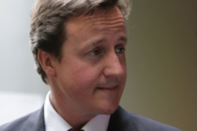 David Cameron: tests must be extended to GPs soon
