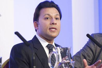 Dr Waqaar Shah (Photo: Elliot Franks)