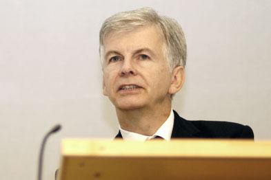 Health minister Mike O'Brien