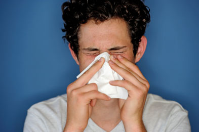 Flu: rise in infection rate hits GP workload