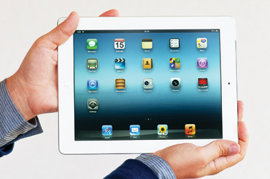An iPad can help you organise your day, improve patient care and fulfil your CPD requirements