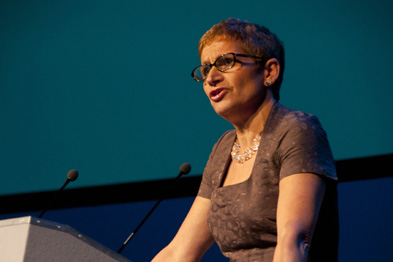 Dr Clare Gerada: GPs will move away from being advocates of patients (Photograph: Alex Deverill)