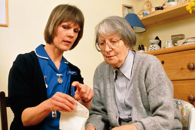 Many community services will be integrated with acute trusts