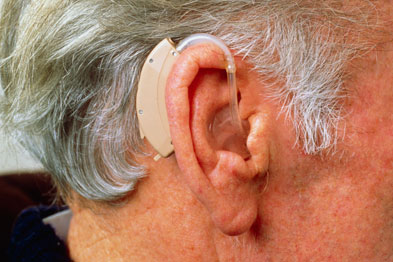 Analgesics risk to men's hearing (Photograph: SPL)
