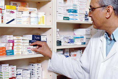 Over the past decade, the cost of prescribing in hospitals has risen twice as fast as in primary care, a trend that looks set to continue (Photograph: SPL)