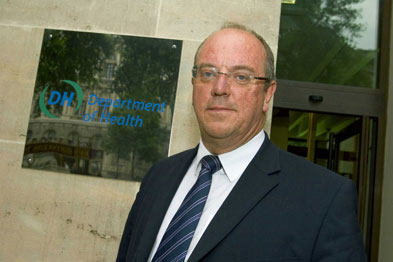 David Nicholson: described the approaching funding crisis as 'absolutely unprecedented'