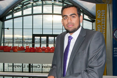 Dr Anwar: 'Our committee is working with RCGP treasurer Dr Colin Hunter to reduce costings as far as possible.'