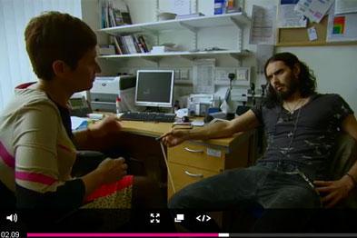 Dr Clare Gerada debated methadone prescribing on BBC3