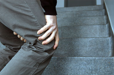 Musculoskeletal pain is linked to increased falls