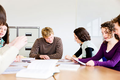 Students felt ethics training was better learnt in work groups