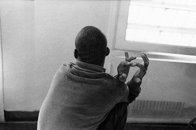 Autism patient (Photograph: ABRAHAN MENASHE/SPL)
