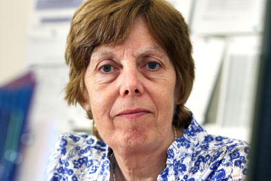 Professor Ruth Chambers: 'We need to improve detection of CKD and tackle exception reporting.' Picture: UNP