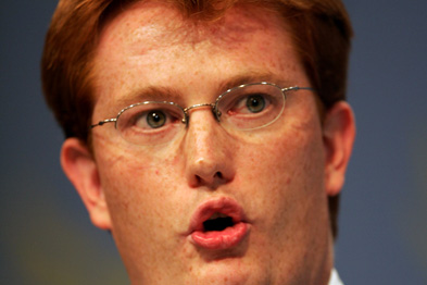 Danny Alexander: reveals new NHS pension detail