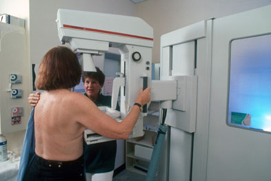 Breast cancer survival rates in the UK may be better than previously estimated (Photograph: SPL)