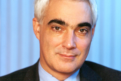 Chancellor Alistair Darling: electronic patient record will be delayed (Photograph: HM Treasury)