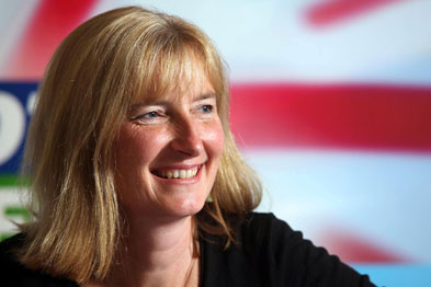 GP Dr Sarah Wollaston was selected by constituents in an 'open primary'