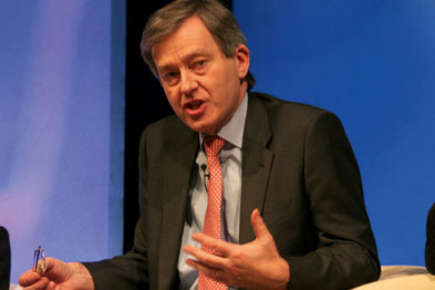 Stephen Dorrell: change must be fast to meet efficiency challenge