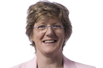 Professor Dame Sally Davies is the first woman to hold the CMO position