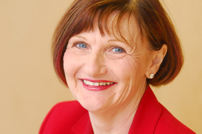 Dame Barbara Hakin: 'We can't expect CCGs to be brilliant from day one.'