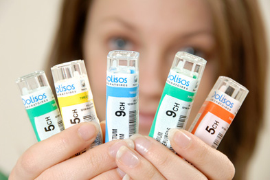 Homeopathy should not be funded by the NHS (Photograph: SPL)