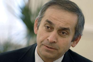 Lord Ara Darzi has a new role as a UK business ambassador