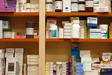 Some pharmacists have profited from exporting drugs abroad (Photograph: M Alsford)