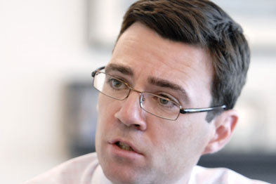 Andy Burnham: vision for the NHS