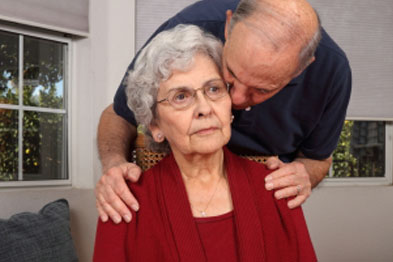 Dementia: from 2006 to 2011, the proportion of all dementia patients prescribed antipsychotic drugs fell from 17% to just 7% (Photograph: Istock)