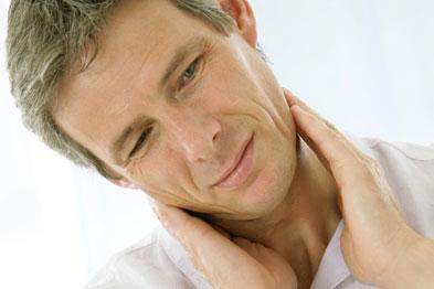 Non-specific neck pain